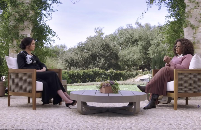 Вышел тизер интервью Опры Уинфри с Меган Маркл и принцем Гарри :: Впечатления :: РБК Стиль
