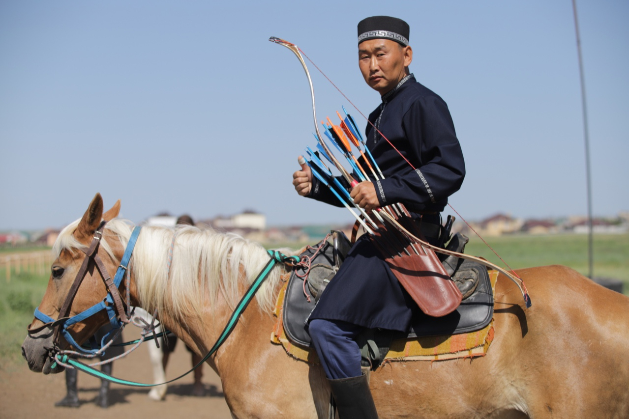 Фото: Федерация конной стрельбы из лука/ vk.com