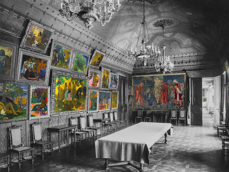 Дворец Трубецких