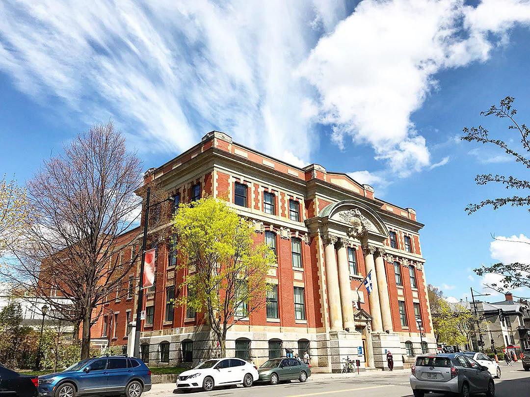 Школа изящных искусств, Монреаль