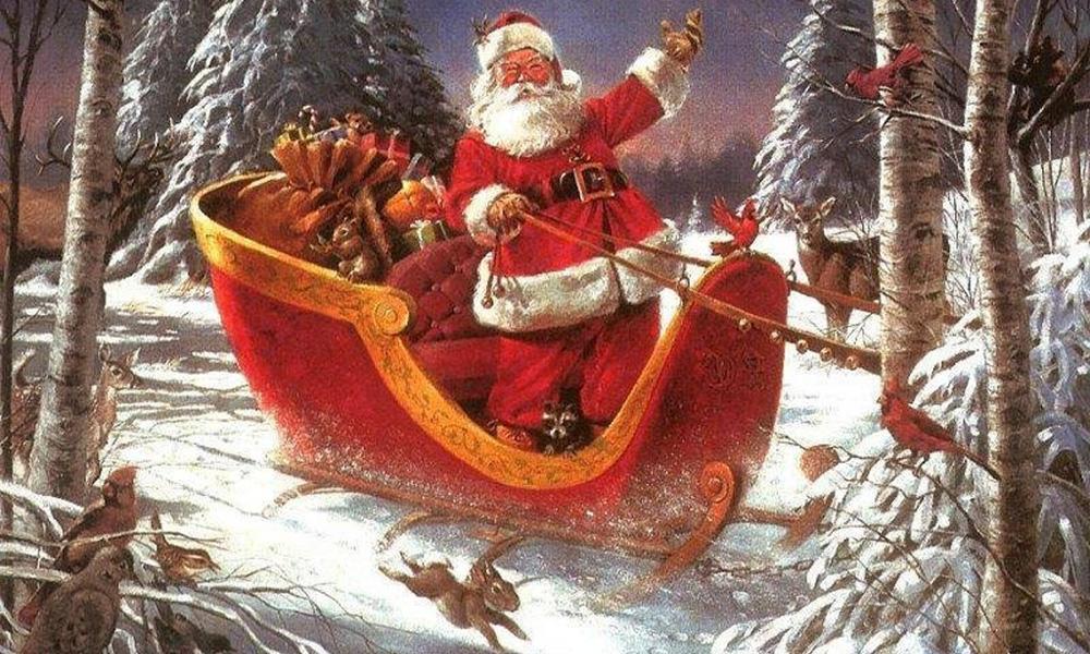 Какие автосани приготовили для Санта-Клауса разные компании