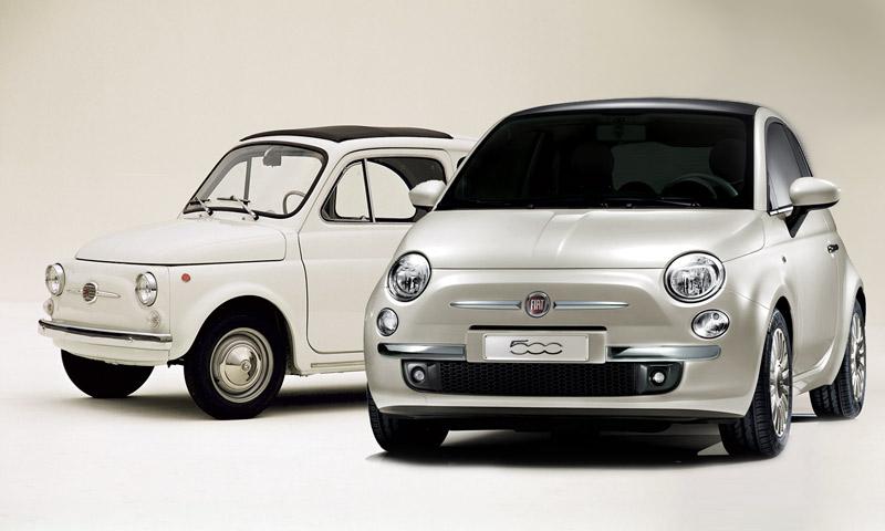 Fiat 500 эпохи Возрождения