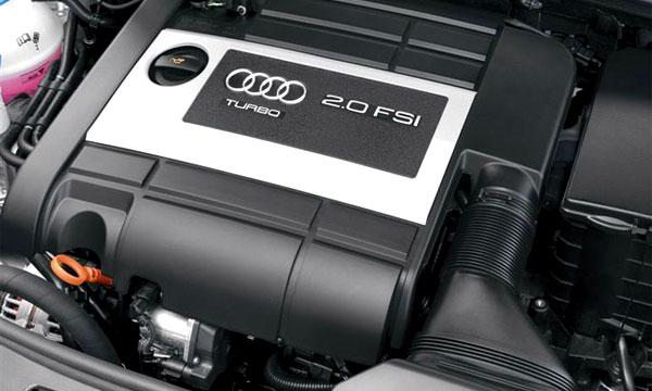 Audi 2,0-литровый с турбонаддувом (Audi A3)