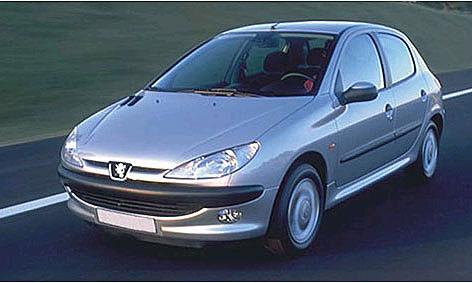 Peugeot требует прекратить поставки модели 206 иранской сборки в Россию
