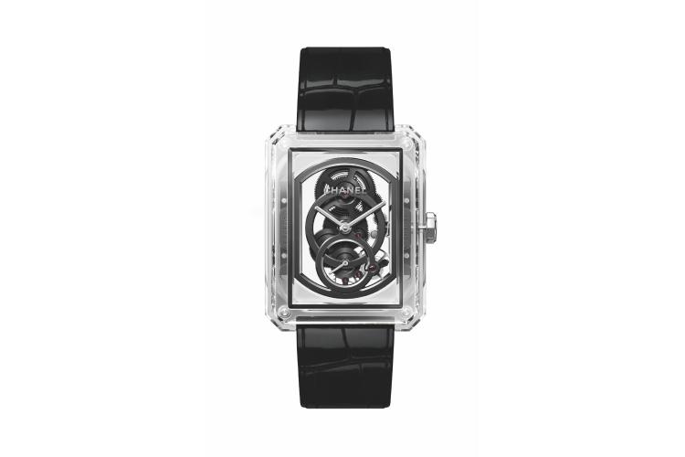Часы Boy.Friend Skeleton X-Ray, Chanel