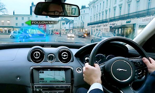 От перфокарт до призраков: какой будет автомобильная навигация