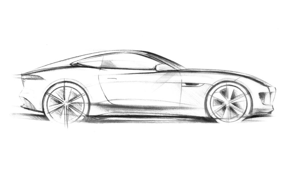 Jaguar привезет во Франкфурт совершенно новый спорткар
