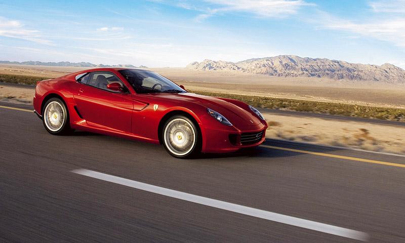 Ferrari дорога без смс