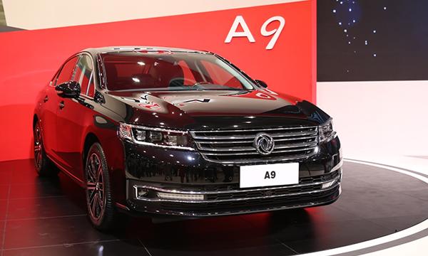 Китайский Dongfeng создал роскошный седан на базе Citroen C5