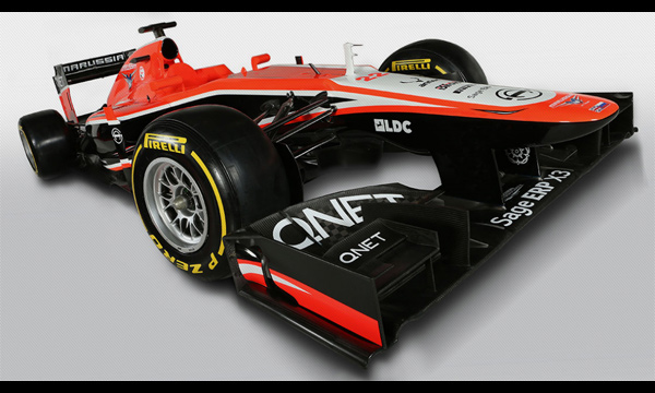 РБК стал генеральным информационным партнером Marussia F1 team