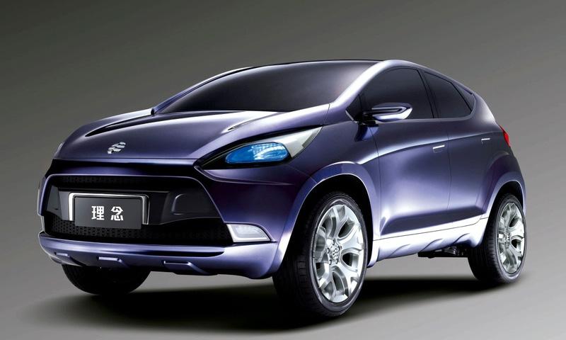 Honda запускает в Китае новый бренд Li Nian