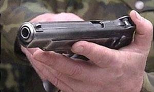 Возбуждено дело на бывшего гаишника, пытавшегося застрелить своих коллег