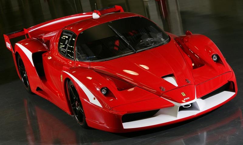 Ferrari FXX может стать серийной