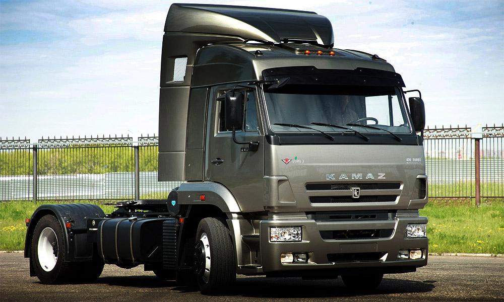 КамАЗ установит на грузовики двигатели Daimler