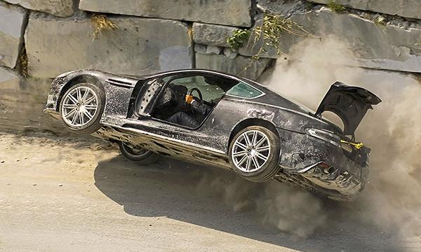 «Разбить Aston Martin? Это грустно, но такая работа»