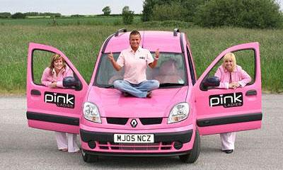 Pink Ladies Cabs