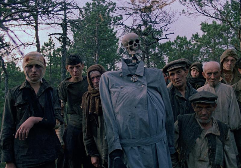 Кадр из фильма «Иди и смотри»