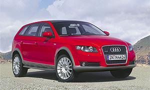 Audi планирует маленький внедорожник