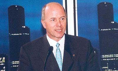 Президент GM Europe Карл-Питер Форстер