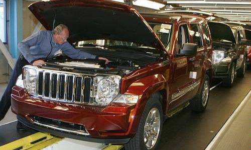 Fiat и Chrysler будут собирать в России джипы