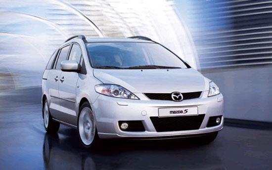 Mazda улучашает финансовые показатели