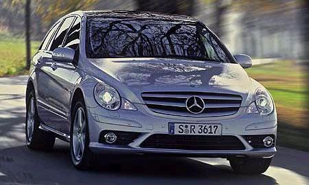 Mercedes R-Сlass AMG-Paсk