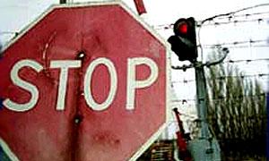 Центр Киева закрыли для грузового движения