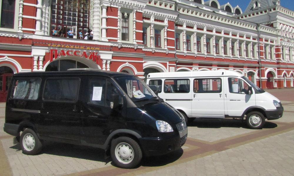 Продажи коммерческого транспорта в РФ выросли на 9%