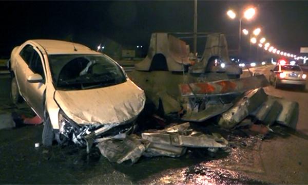 В смертельных ДТП на МКАД обвинили дорожных рабочих