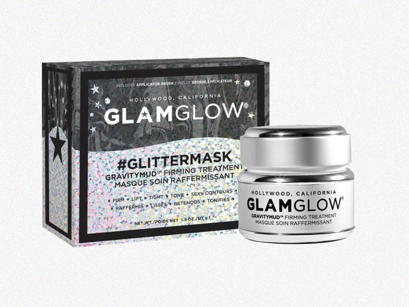 Маска для лица, повышающая упругость кожи, «GRAVITYMUD», Glam Glow