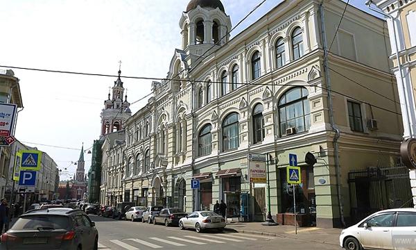 Никольская улица станет пешеходной с 31 июля