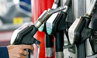 Цены на бензин вновь немного выросли