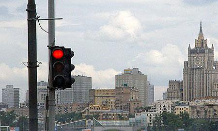 Четыре пятых светофоров в России выработали свой ресурс