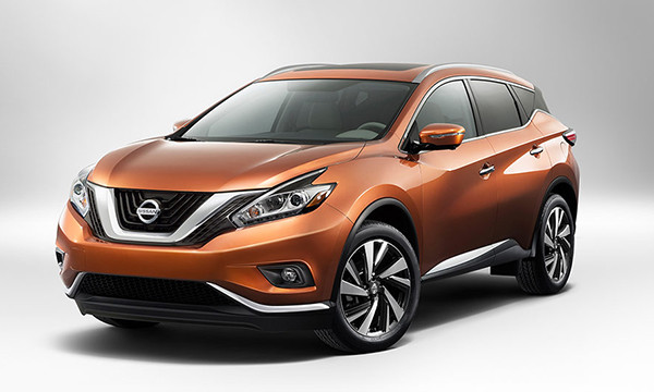Рассекречен новый Nissan Murano