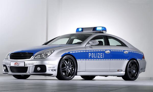 Немецкие полицаи теперь непобедимы