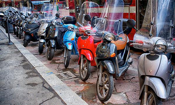 «Мораторий на скутеры – это как запретить деньги»