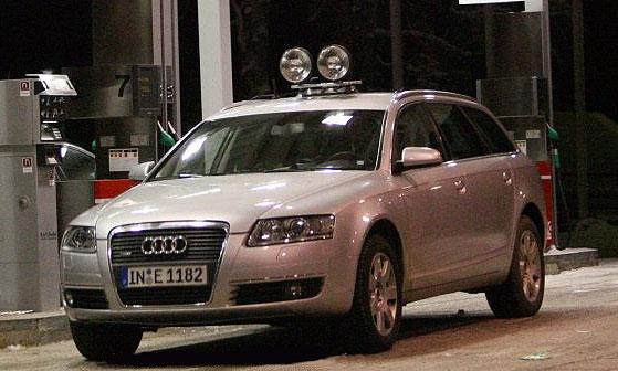 Первые фото Audi Q5