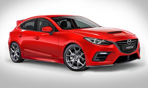 Mazda3 MPS, Golf R и еще 6 полноприводных хэтчей