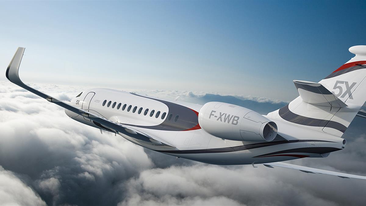 Falcon 5X