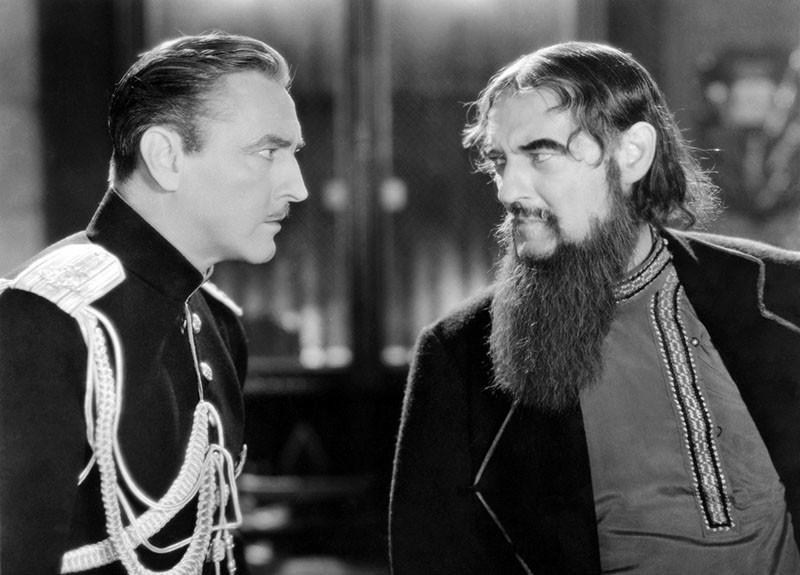 Кадр из фильма «Распутин и императрица»