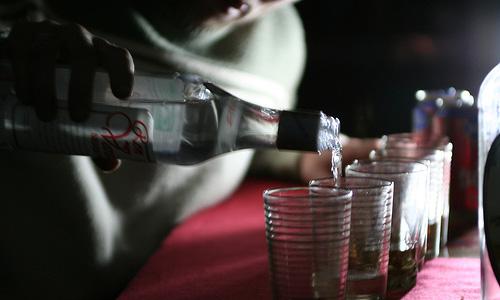 Крест и ряса позволяют ездить пьяным за рулем