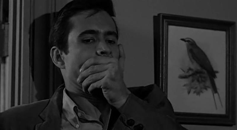 Кадр из фильма «Психо»