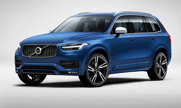 Volvo представит новую модификацию XC90 в Китае