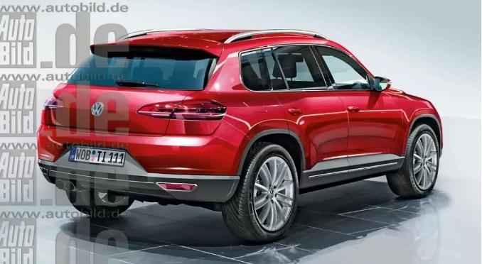 Volkswagen удивит гибридным Touareg CC