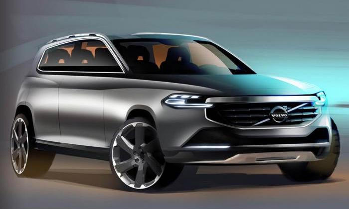 Volvo откажется от лишних цилиндров в новом XC90