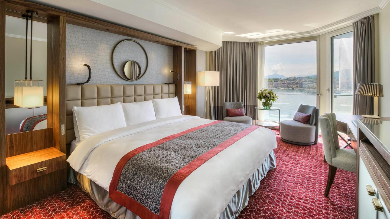 Фото: пресс-служба Grand Hotel Kempinski Geneva