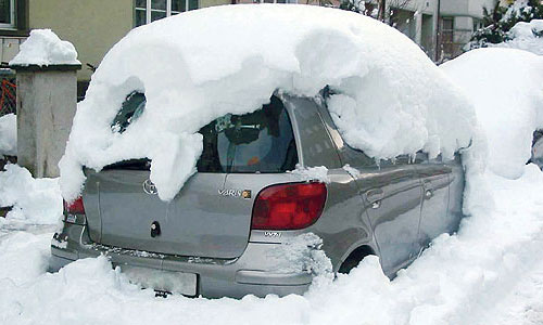 Как подготовить автомобиль в зимние морозы