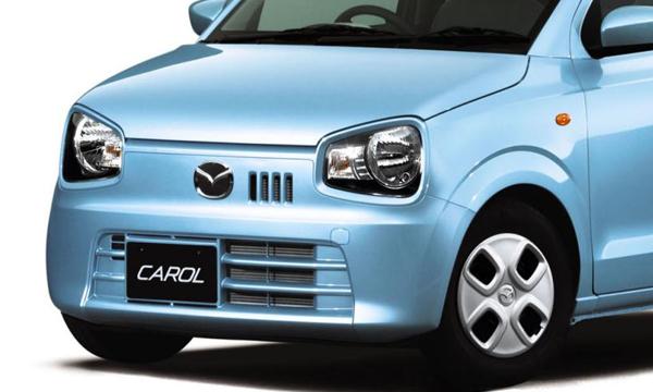 Mazda представила самый маленький автомобиль