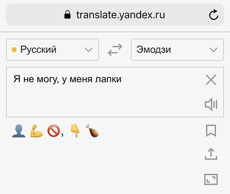 Фото: translate.yandex.ru
