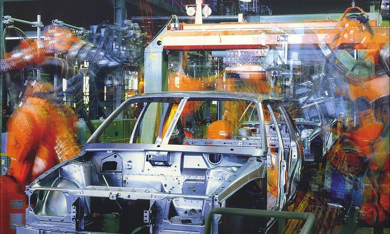 АвтоВАЗ закупает японские кузовные штампы